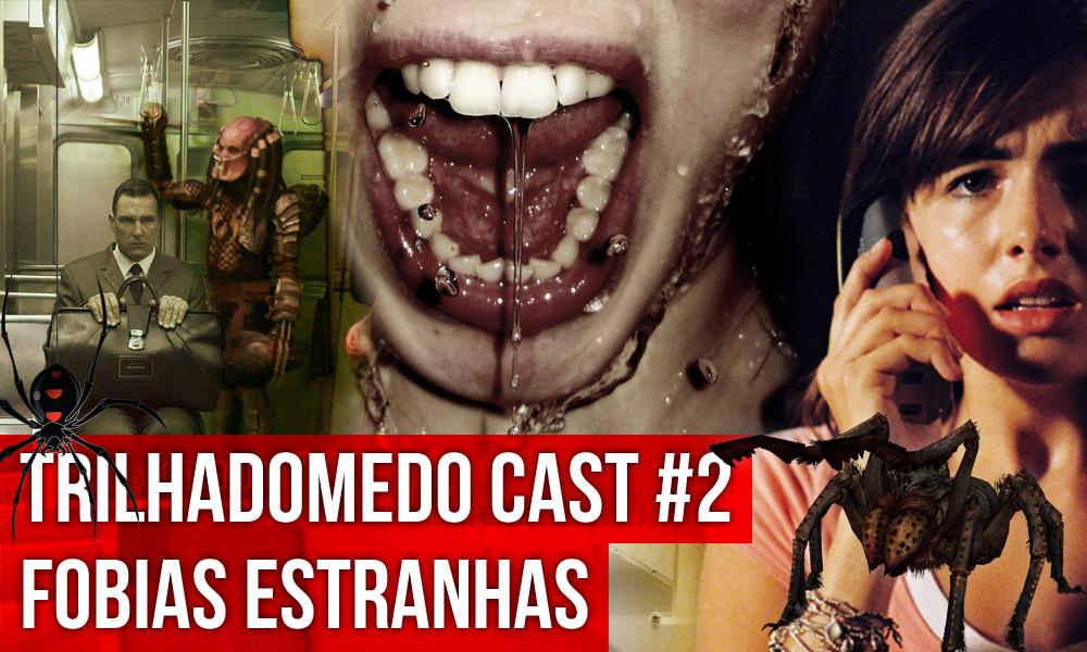 Podcast fobias estranhas