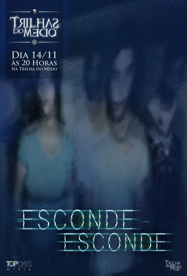 Trilhas do Medo – Esconde-Esconde
