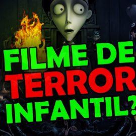 """[Trilha do Medo TV #4] Os Melhores """"Filmes de Terror Infantis"""""""