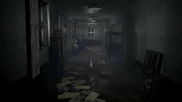 Room 404 Jogo