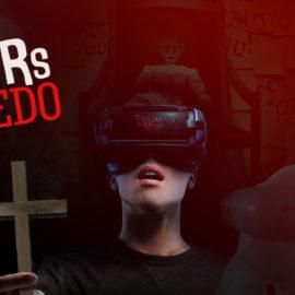 TOP 10: Realidade Virtual de Filmes de Terror