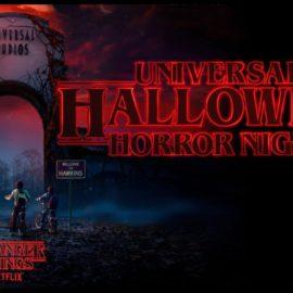 O parque da Universal Studios vai para o mundo invertido de Stranger Things