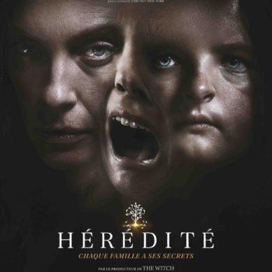'Hereditário' tem um novo cartaz pertubador