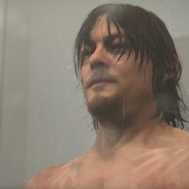 Norman Reedus 'Death Stranding' de Hideo Kojima – Gameplay Trailer E3 2018