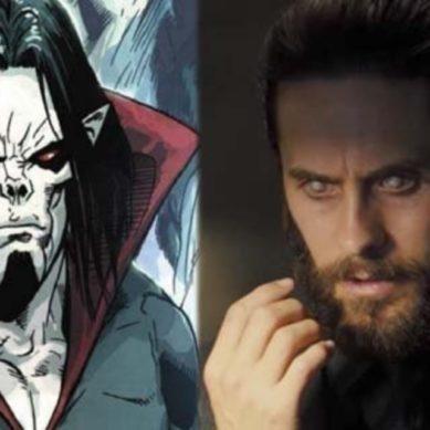 Jared Leto vai estrelar 'Morbius', novo filme da Marvel com vilão de Homem-Aranha