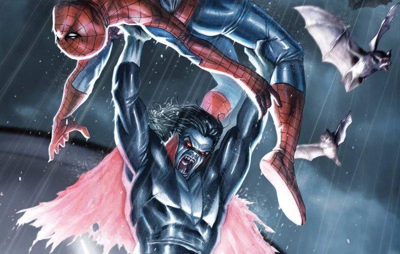 Morbius Homem Aranha