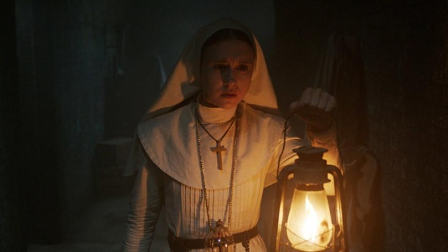 The Nun Taissa Farmiga a freira