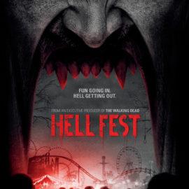 Parque de Diversões e um assassino em 'Hell Fest'