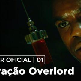 Operação Overlord | Trailer do terror de zumbis na Segunda Guerra Mundial