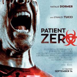 Primeiro pôster oficial de 'Patient Zero'