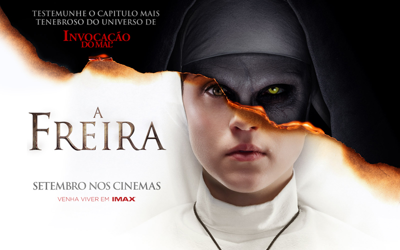 the nun a freira
