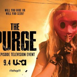 Teaser da nova série que dá continuidade à franquia The Purge (Uma Noite de Crime)