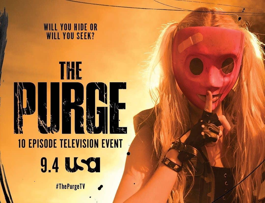Série The Purge (Uma Noite de Crime)