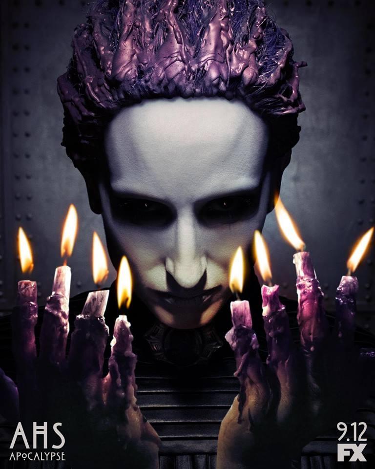 American Horror Story Apocalypse poster 3