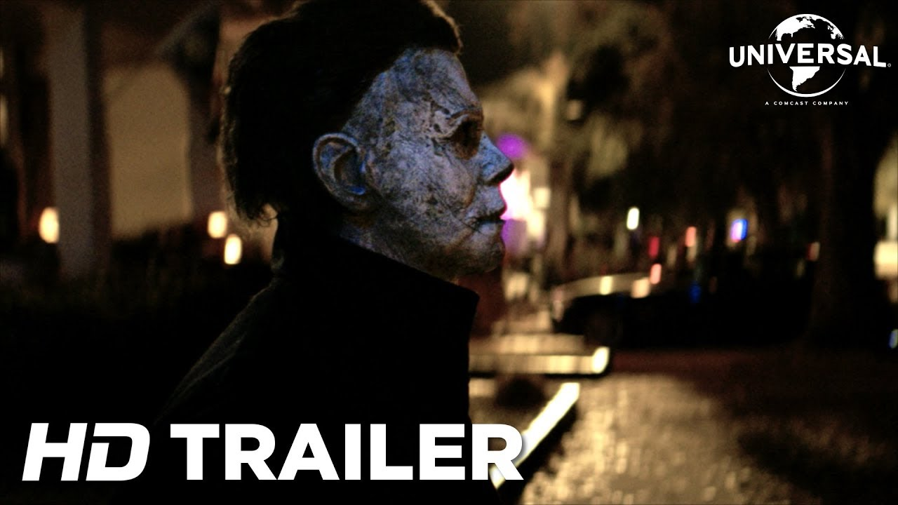 Novo trailer de Halloween