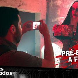 Filmes Encontrados | A FREIRA: Evento de pré-estreia em SP