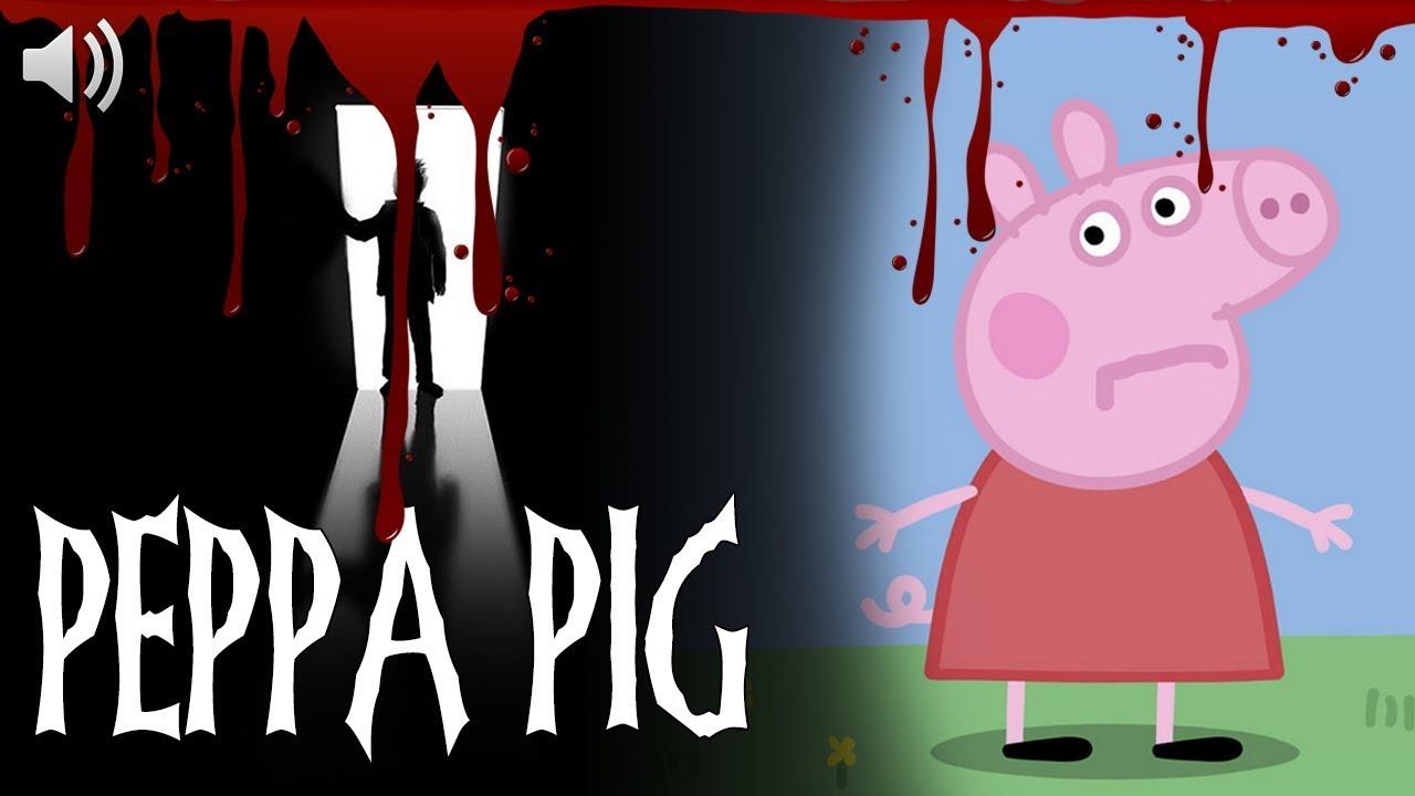 peppa pig episódio perdido creepypasta