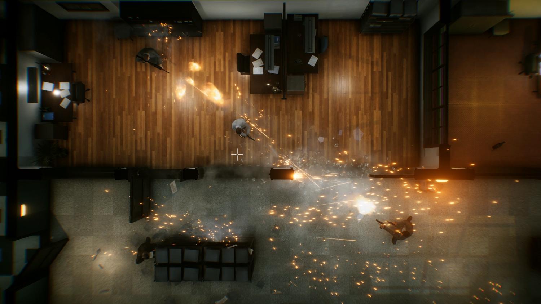 The Hong Kong Massacre game