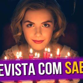Paródia da série 'O Mundo Sombrio de Sabrina' | Diogo Paródias
