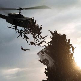 'Guerra Mundial Z' jogo baseado no filme de zumbis