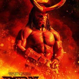 Trailer nacional e novos pôsteres de 'Hellboy'