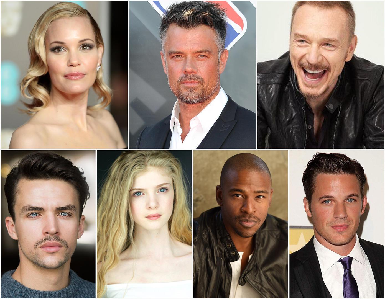 Jupiters Legacy cast