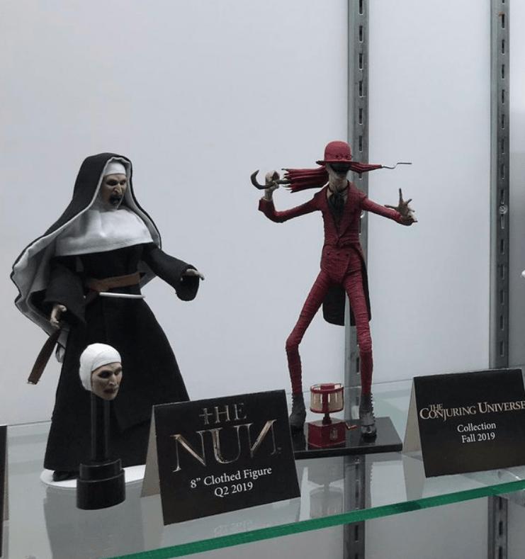 a freira homem torto