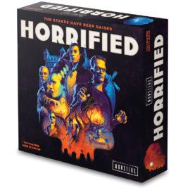 Os Monstros da Universal vão ganhar um jogo de tabuleiro de terror