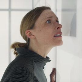 Protagonista do filme 'Abismo do Medo' na ficção científica 'White Chamber'