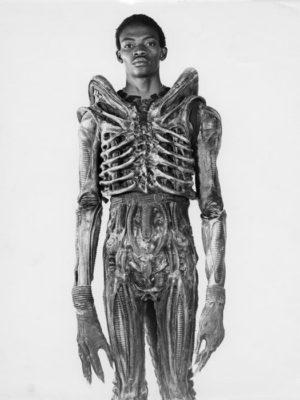 Bolaji Badejo - Alien