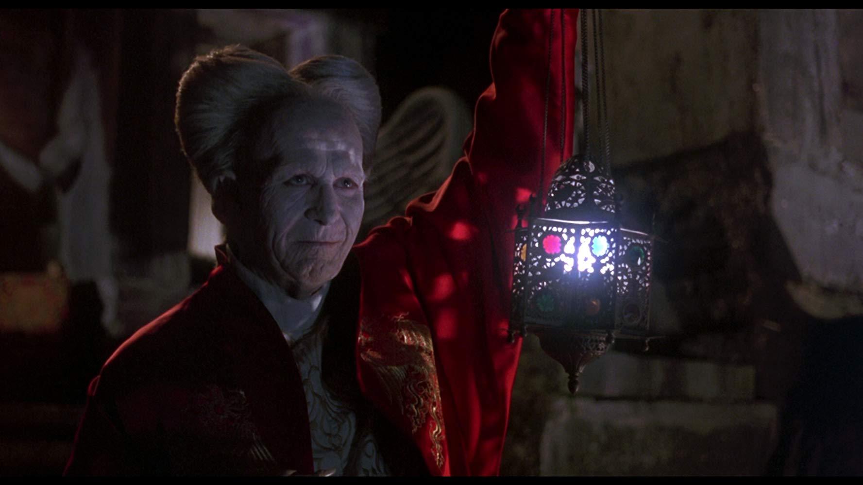 Gary Oldman – Drácula de Bram Stoker