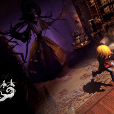'In Nightmare' novo jogo de terror com criança para Playstation