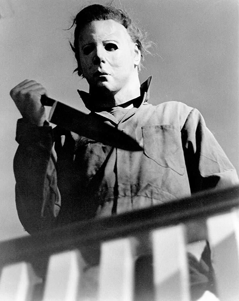 Nick Castle – Halloween (1978)