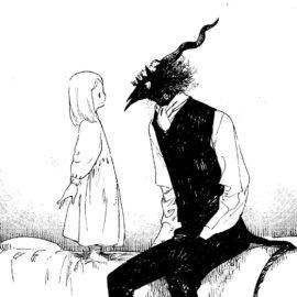 'A Menina do Outro Lado' fantasia dark será adaptada para curta-metragem animado