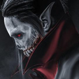Veja a primeira imagem de Jared Leto como 'Morbius' o vampiro da Marvel