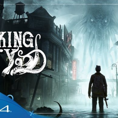 'The Sinking City' Jogo baseado nas obras de H.P. Lovecraft para PS4