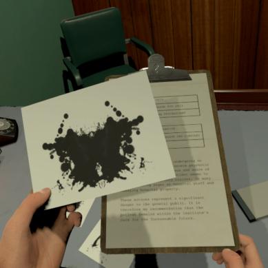 'A Chair in a Room: Greenwater' jogo de terror chega para PSVR este mês