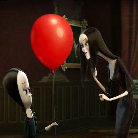 A Família mais sinistra está de volta, assista ao trailer da animação 'A Família Addams'