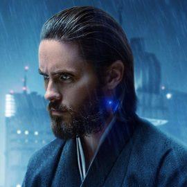 Jared Leto divulgou look completo de 'Morbius' o vampiro da Marvel