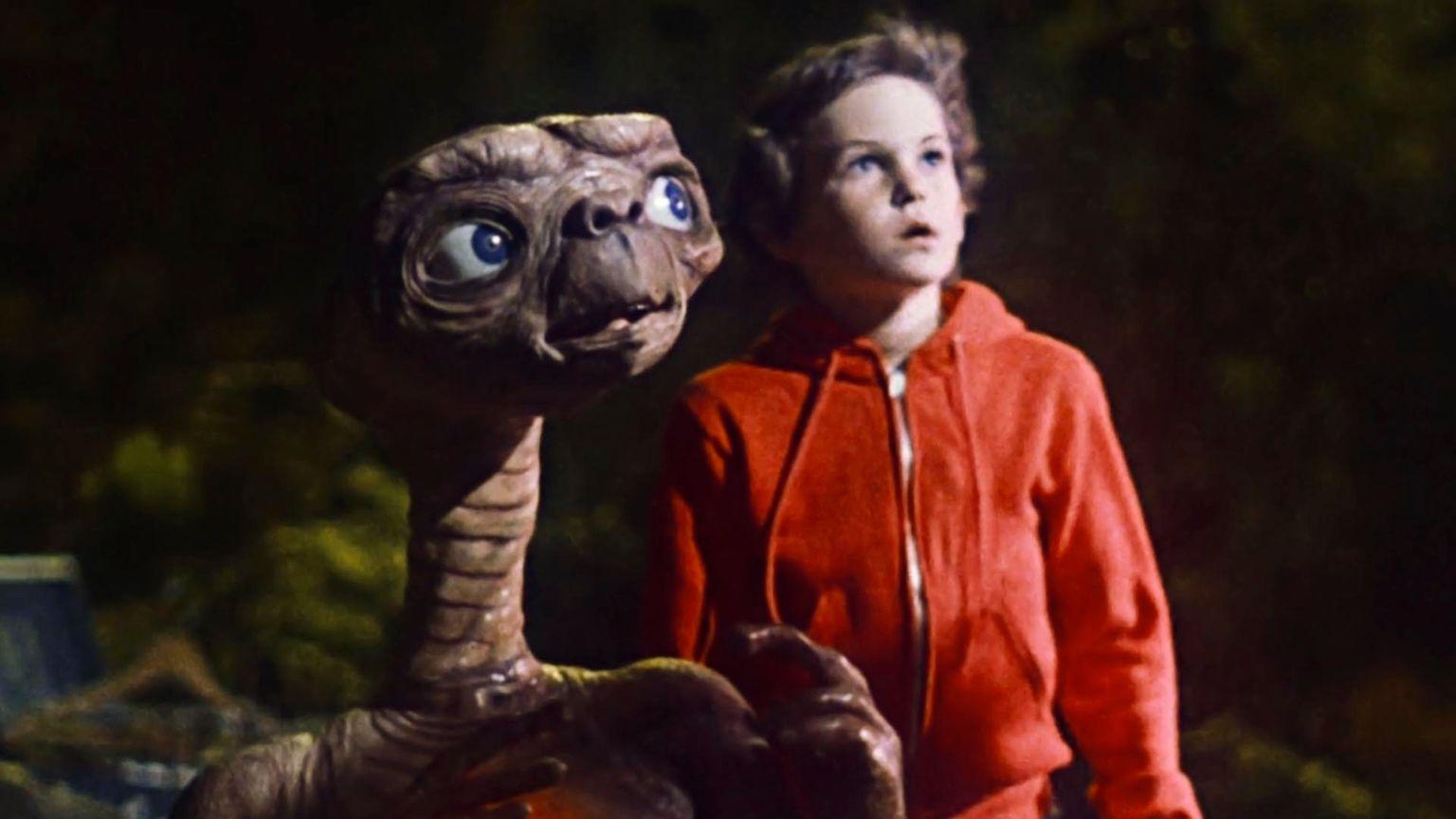 E.T. – O Extraterrestre