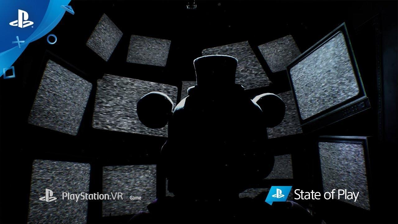 Five Nights at Freddys VR
