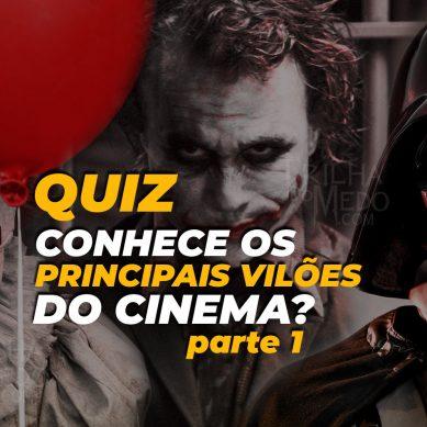 [QUIZ] Você conhece os principais vilões do cinema? Então prove neste teste!