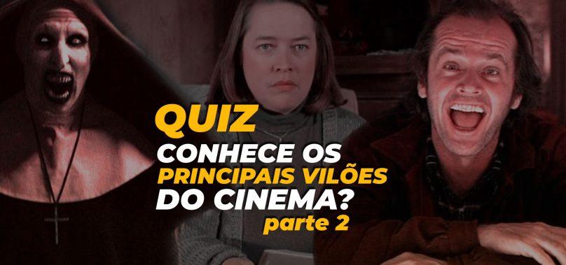[QUIZ] Você conhece os principais vilões do cinema – parte 2?