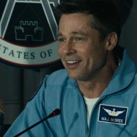 Brad Pitt viaja pelo espaço no primeiro trailer de 'Ad Astra'
