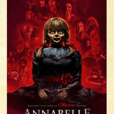 Quer ir na Pré estreia 'Annabelle 3: De Volta Para Casa'?