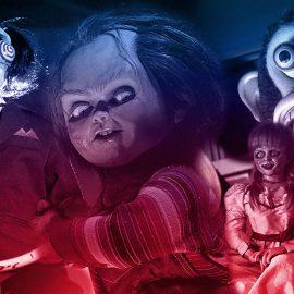 33 Bonecos Bizarros do Cinema e TV | Quais desses bonecos já tiraram seu sono?