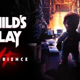 Enfrente Chucky na realidade virtual – 'Brinquedo Assassino – Experiência 360 VR'