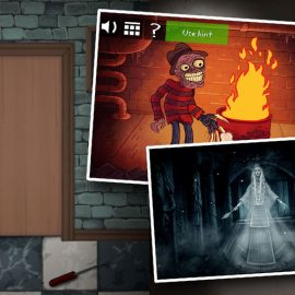 5 apps/jogos de terror super divertidos para baixar de graça