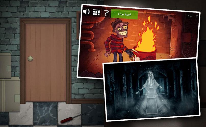 aplicativos e jogos de terror android
