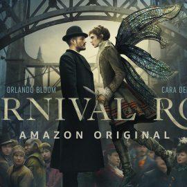 Carnival Row, nova fantasia vitoriana da Amazon com Orlando Bloom e Cara Delevingne